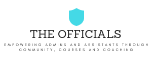 The Officials Master Logo